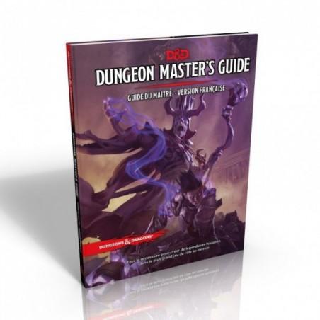 Dungeons & Dragons 5  - Guide du maître