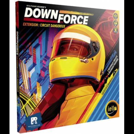 (Précommande) DownForce - Ext. Circuits Dangereux