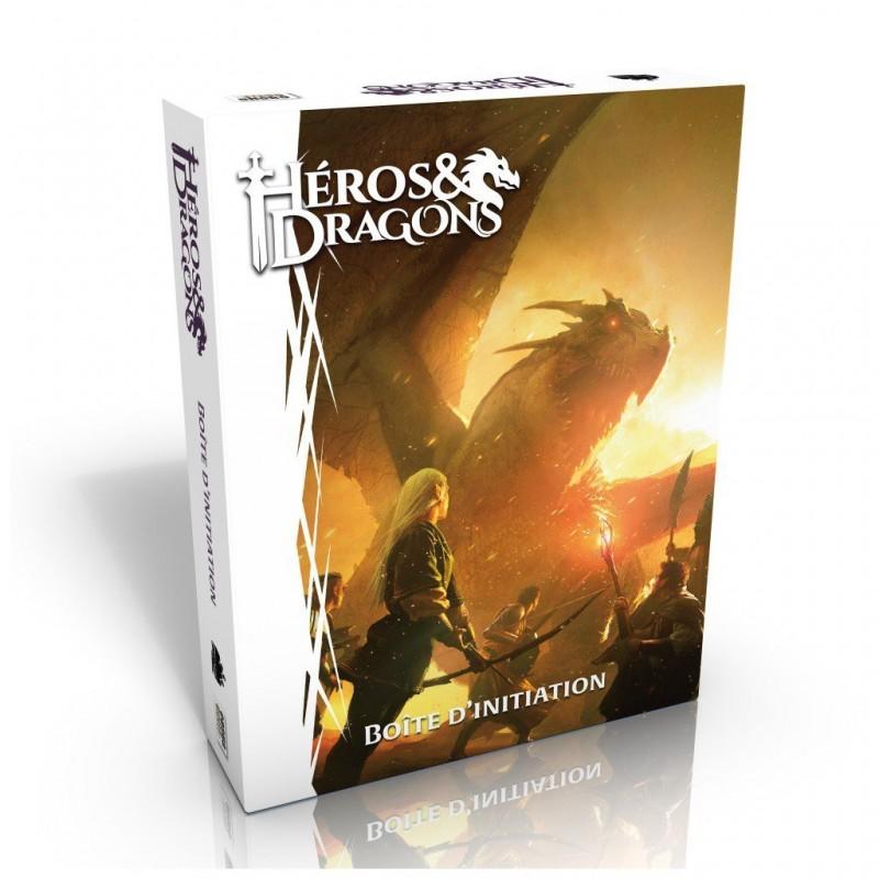 Héros & Dragons : Boîte d'initiation