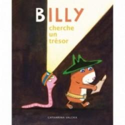 Billy cherche un trésor (cartonné)