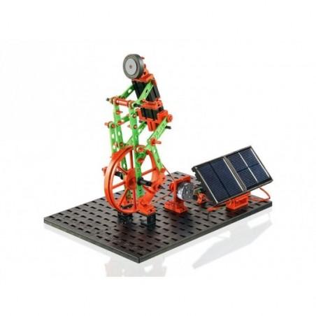 Fischertechnik - Jeux de Construction - Pro - Oeco Énergie
