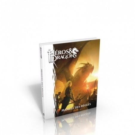 Héros & Dragons - Manuel des règles (Poche)