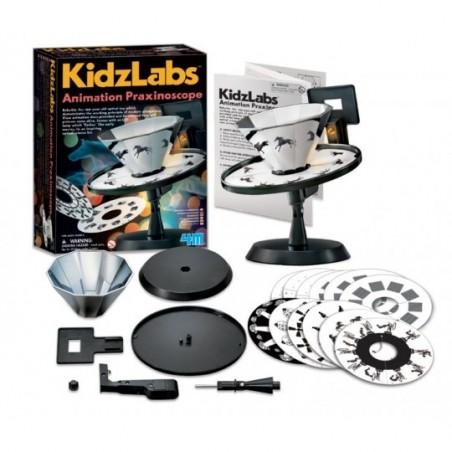 KidzLabs - Kit Animation Praxinoscope