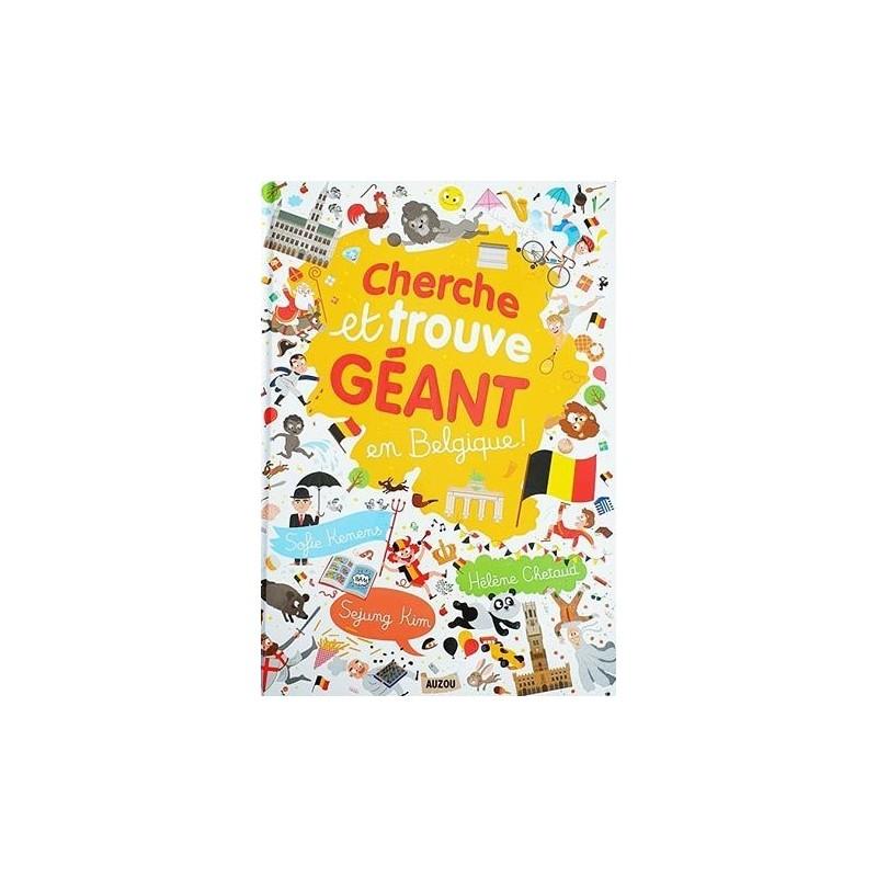 Cherche et Trouve Géant - En Belgique (tout carton)