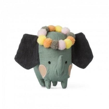 PICCA LOULOU - Éléphant 18 cm
