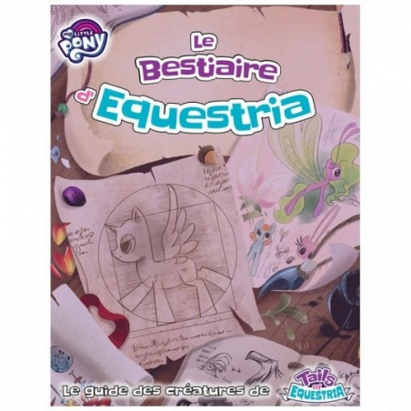 My Little Pony - Tails of Equestria - Bestiaire