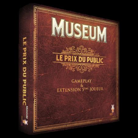 Museum - Ext. Le Prix du Public