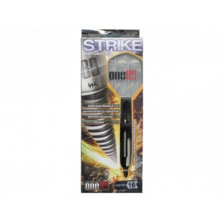 Fléchettes softip T80 Strike Plastique