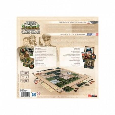 Heroes of Normandie - The Tactical Card Game (FR-EN)