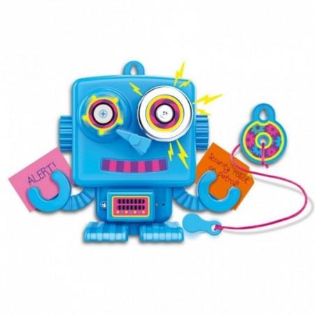 STEAM - Powered Girls : Intruder Alarm Robot