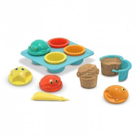 Jouet de plage - Cupcakes