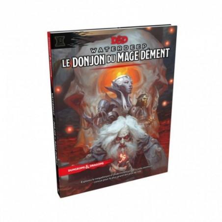 Dungeons & Dragons 5e - Waterdeep : Le Donjon du Mage Dément