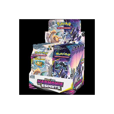 Pokemon - Starter Soleil et Lune - Harmonies des Esprits