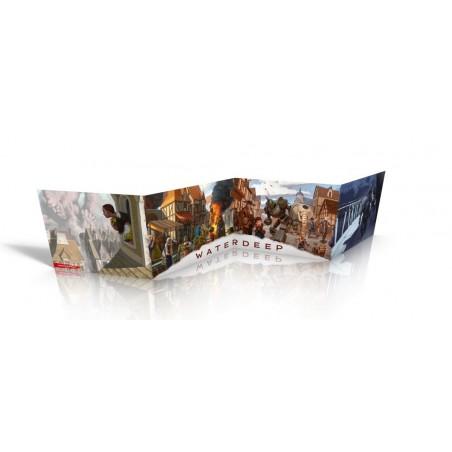 Dungeons & Dragons 5 - Waterdeep - Le Vol des Dragons  : Ecran