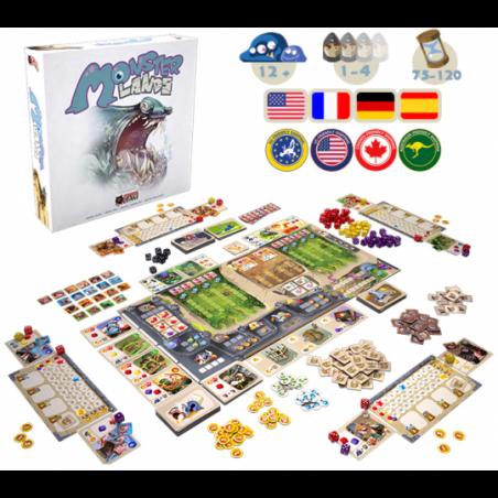 Monster Lands (FR)