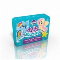 Tails of Equestria - Set de dés Pégase