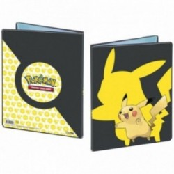 Pokemon - Porfolio A4 + 1 Booster Eclipse Cosmique