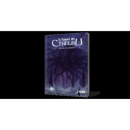 (Précommande) L'Appel de Cthulhu - Manuel du Gardien