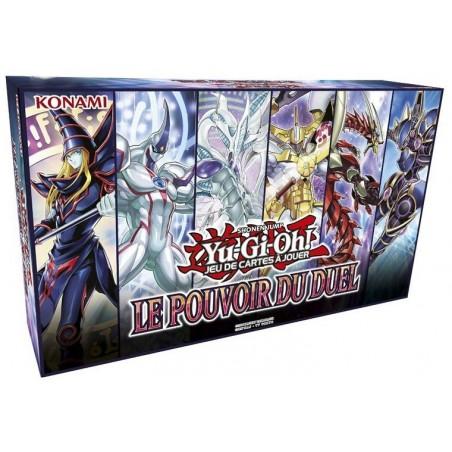 Yu-Gi-Oh - Coffret  Le pouvoir du Duel