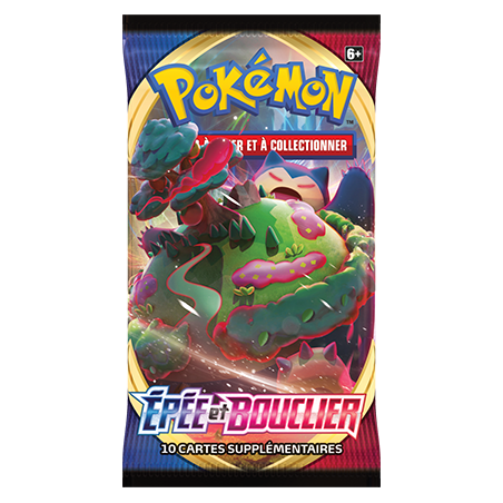 Pokémon - Épée et Bouclier Booster