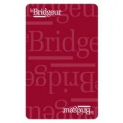 Cartes Top club - Le Bridgeur