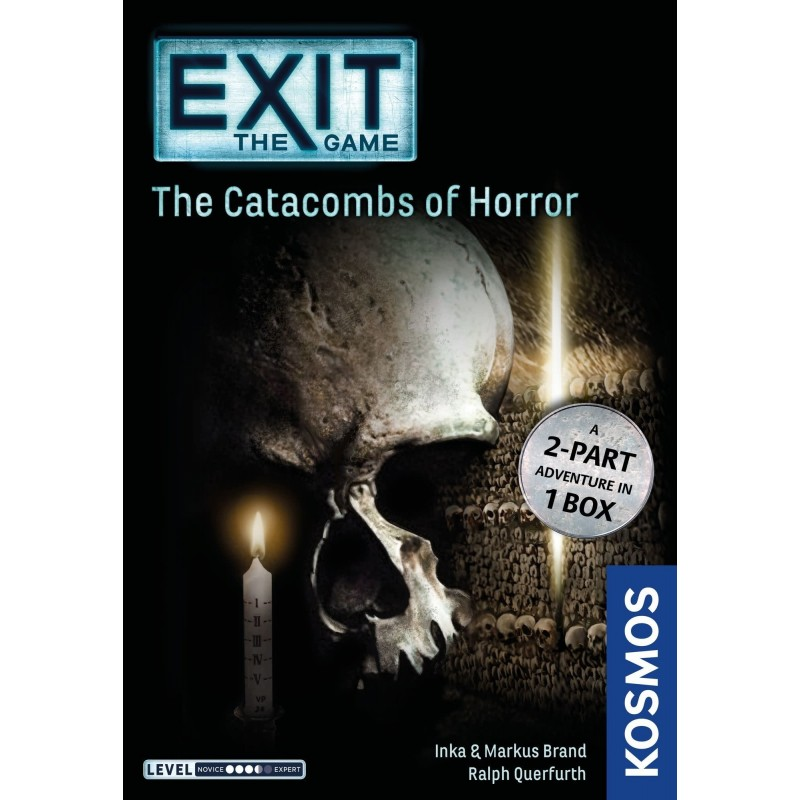 EXIT - The Catacombs of Horror (EN)