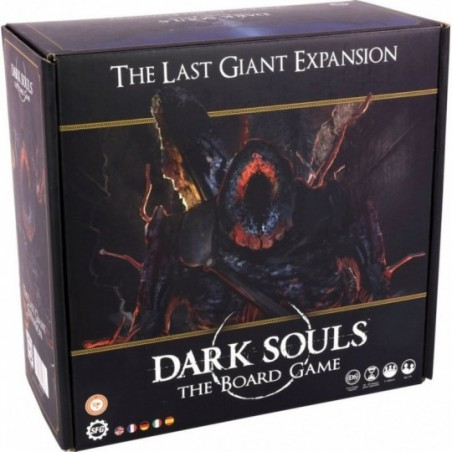 Dark Souls - The Last Giant