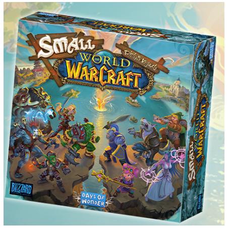 (Précommande) - Small World of Warcraft