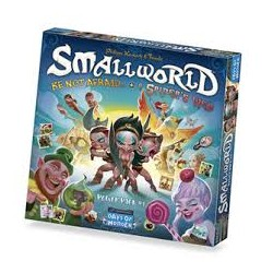 Smallworld - Power pack 1 : Be not afraid, A spider's web