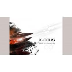 Pack X-ODUS - l'eveil de la corruption + Playmat