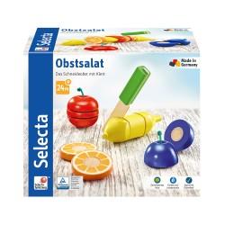 Obstsalat - Les fruits à découper avec bande velcro