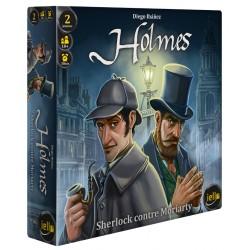 Holmes - Sherlock contre Moriarty