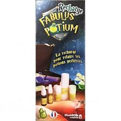 Fabulus potium - Recharges