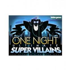 One Night Ultimate - Super Villains (EN)