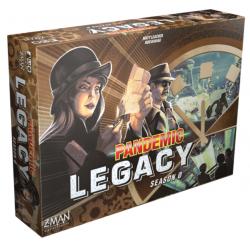 Pandémie - Pandemic - Legacy Saison 0