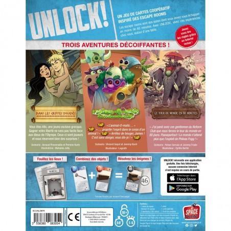 Unlock 8 - Mythic Adventures (FR)