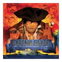 "Treasure Island : Expansion ""Captain Silver : Revenge Island"" - EN"