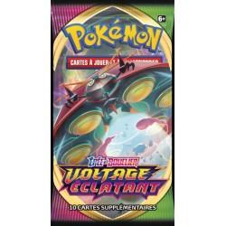Pokémon - Epée et bouclier - Voltage Eclatant Booster