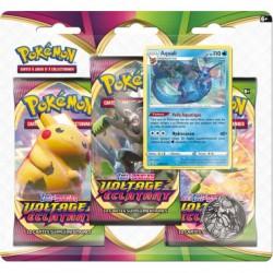 Pokémon - Epée et bouclier - Voltage Eclatant  3 Boosters