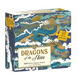 Puzzle Dragons of the Skies - 1000 pcs