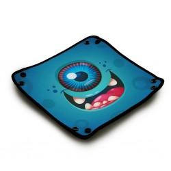 Piste de dés - Happy Cyclope Blue Monster