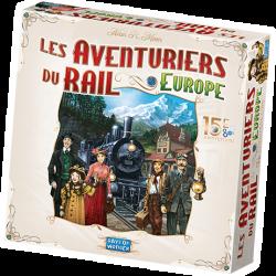 Aventurier du Rail - 15ème Deluxe