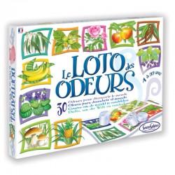 Le Loto des Odeurs - Jeu olfactif - FR/NL