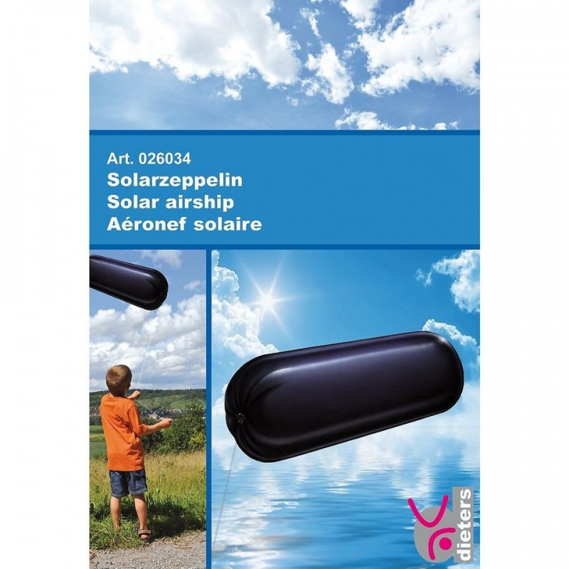 Aéronef solaire