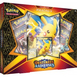 Pokémon - Coffret Destinées Radieuses Pikachu-V