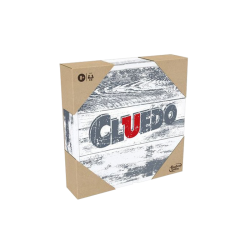 Cluedo Rustique (En bois)