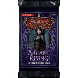 Flesh and Blood - Arcane Rising Unlimited