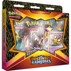 Pokemon – 4.5 Destinées Radieuses - Coffret Pin's Dedenne