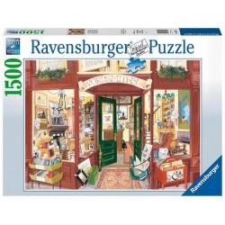 Puzzle 1500 pces : Librairie de Wordsmith