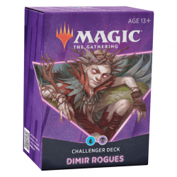 Magic The Gathering : Challenger Deck 2021- Dimir Rogue